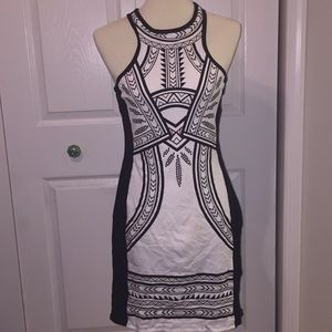 Tribal Dress from Express